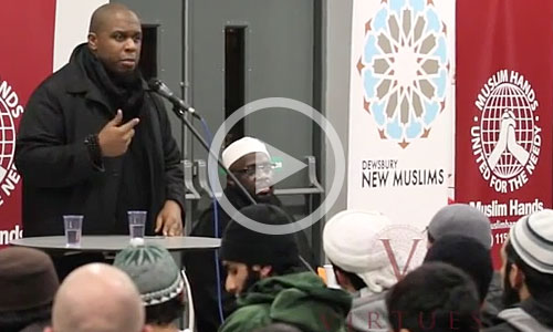 Bradford | Virtues 1434 - Amir Sulaiman (Full Lecture)
